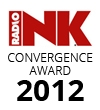 Radio INK Convergence Award Winner
